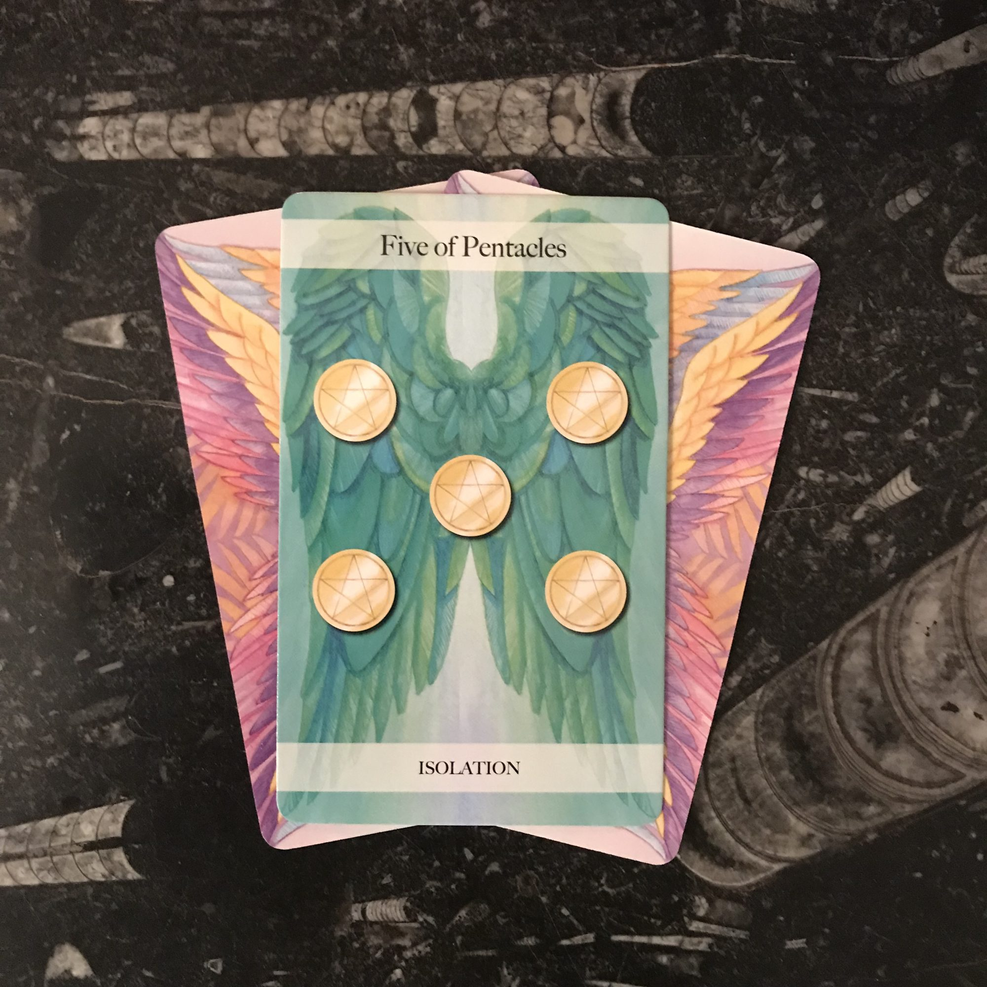 Angel Tarot Course - Five