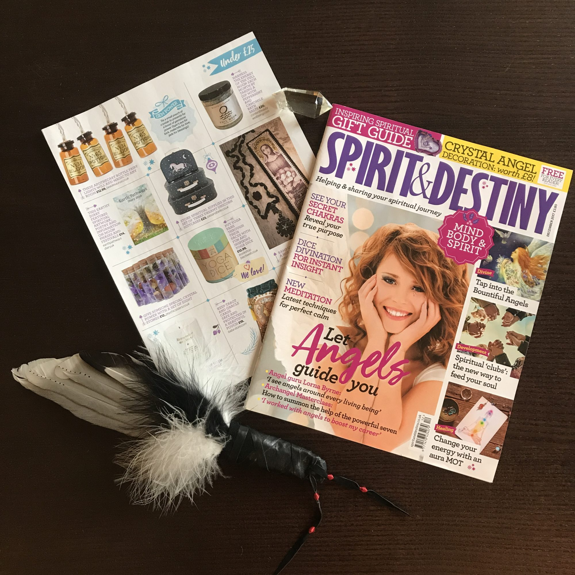 December Spirit & Destiny Magazine