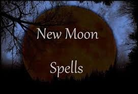 New Moon Spell Forgiveness Ritual