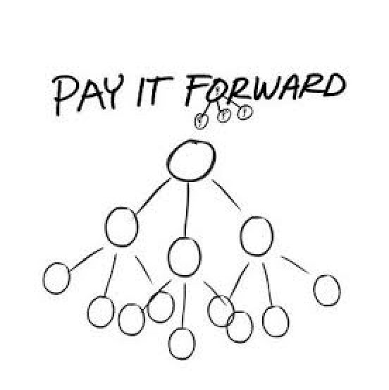 Pay It Forward'