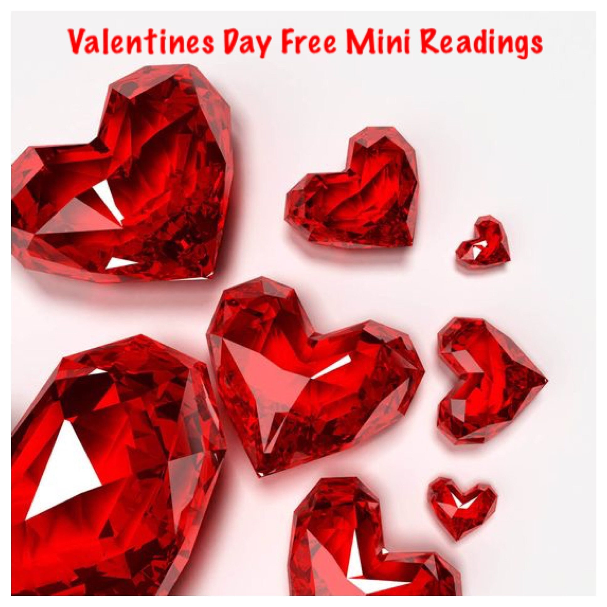 VALENTINES FREE MINI READINGS