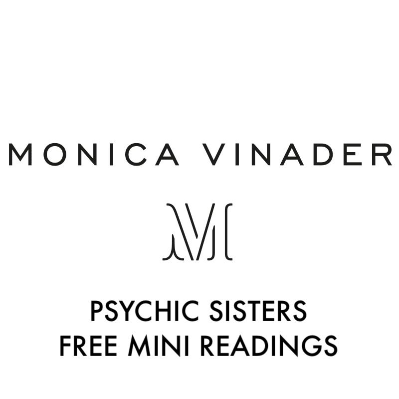 MONICA VINADER - PSYCHIC SISTERS