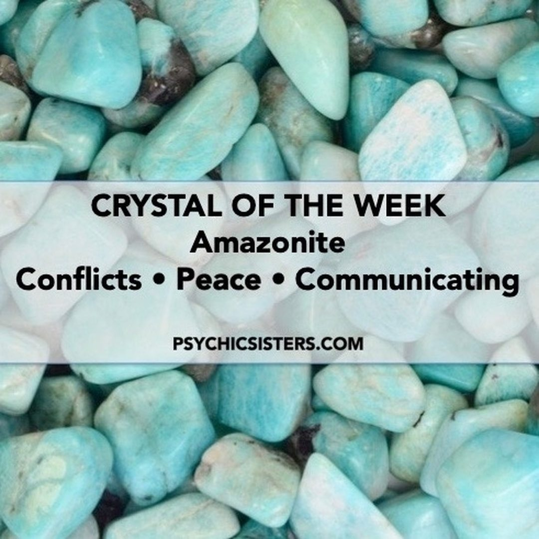 Crystal of the week