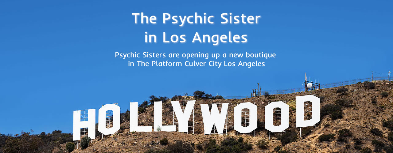 Jayne Wallace and the Psychic Sisters, Selfridges, London, Aura Reading, Clairvoyance Reading new Boutique in LA