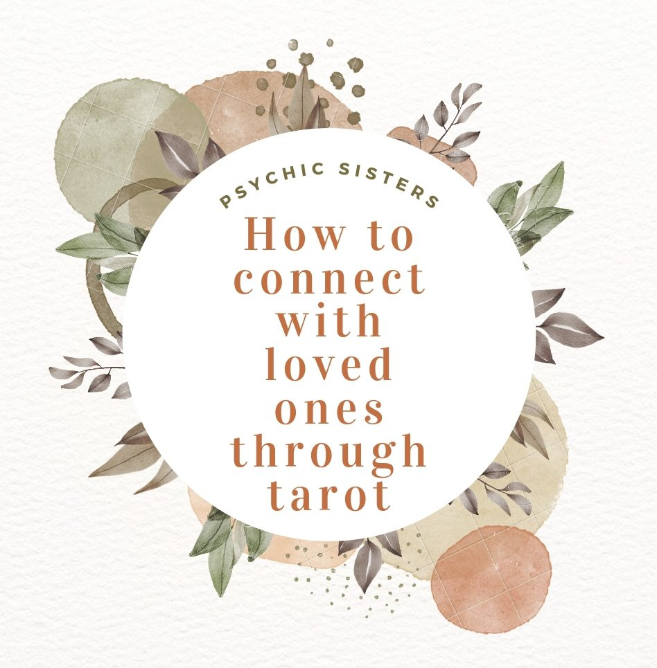 How to translate messages from loved ones through major tarot