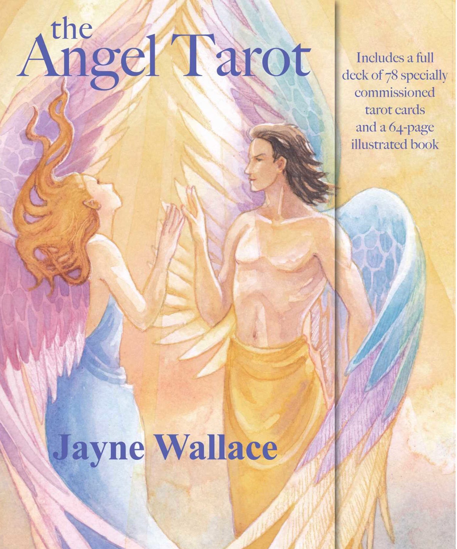 Angel Tarot Course - Justice & The Hermit