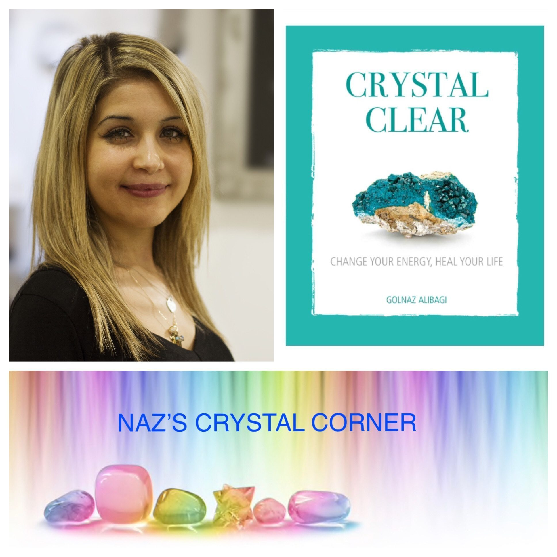 Naz's crystal horoscopes 2nd - 8th June 2019