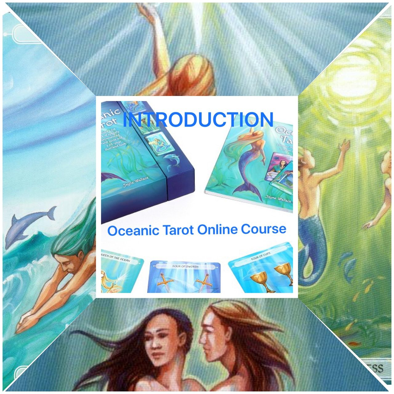 Introducing The Oceanic Tarot by Jayne Wallace