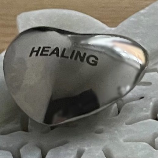 HEALING WISHING HEART